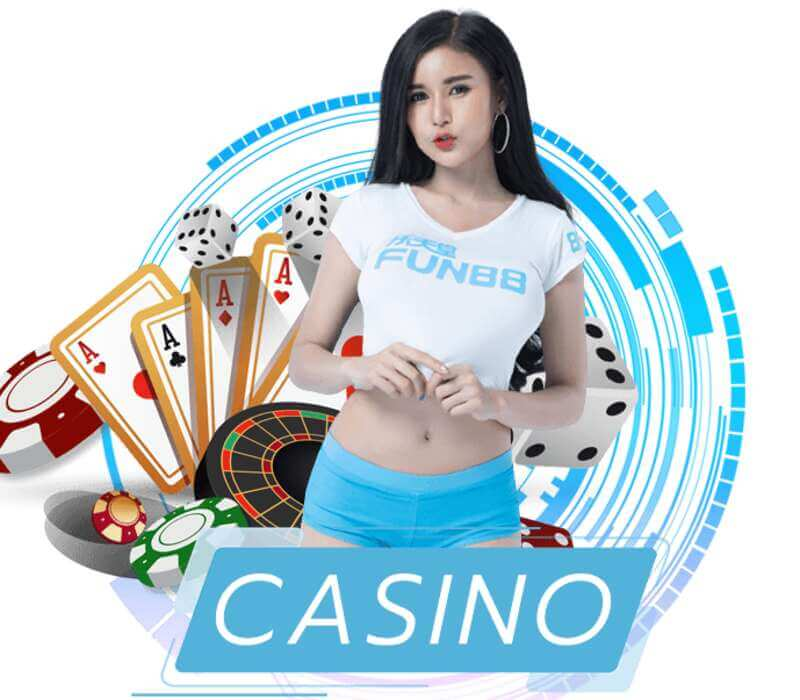 คาสิโนชื่อดังของเมืองไทย ต้องที่ Fun88 ที่เดียว